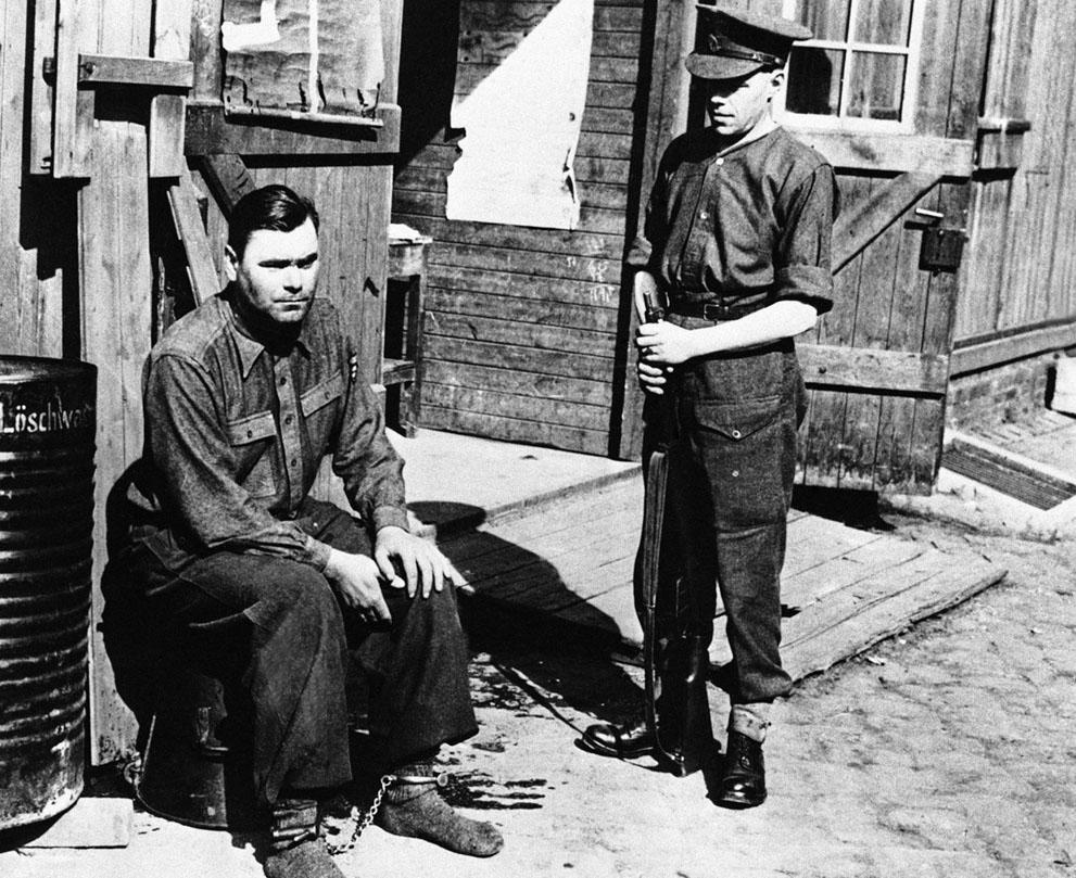 holo41 Вторая мировая война: Холокост (Часть 18)