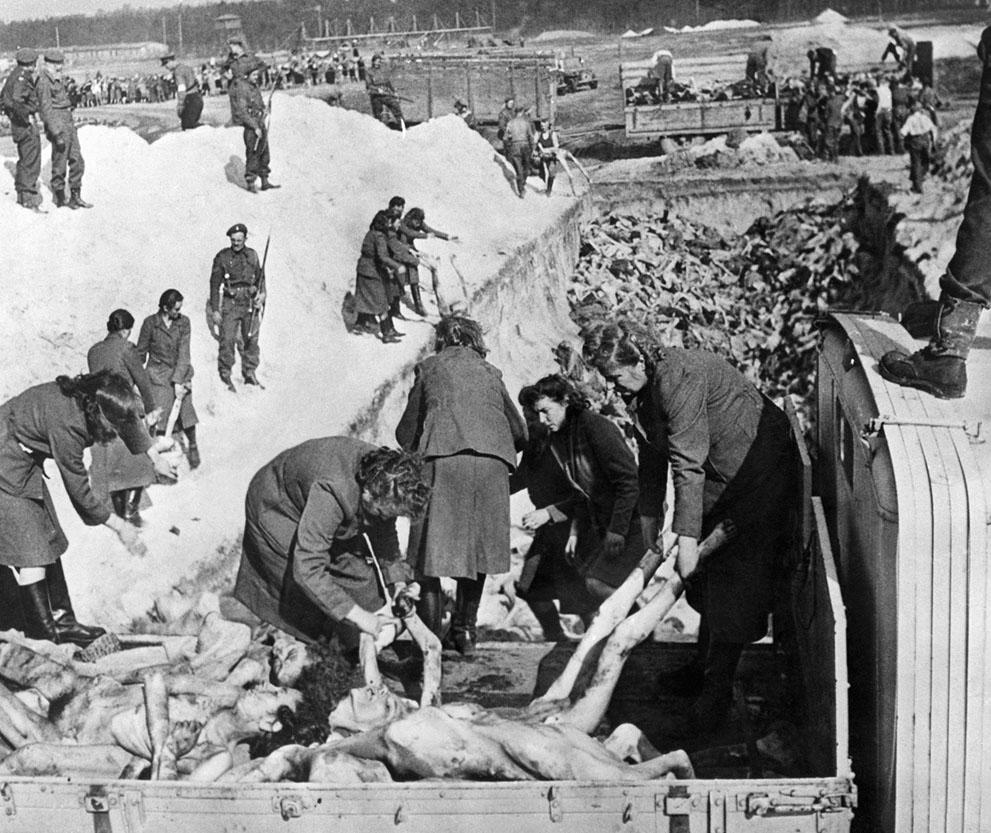 holo42 Вторая мировая война: Холокост (Часть 18)
