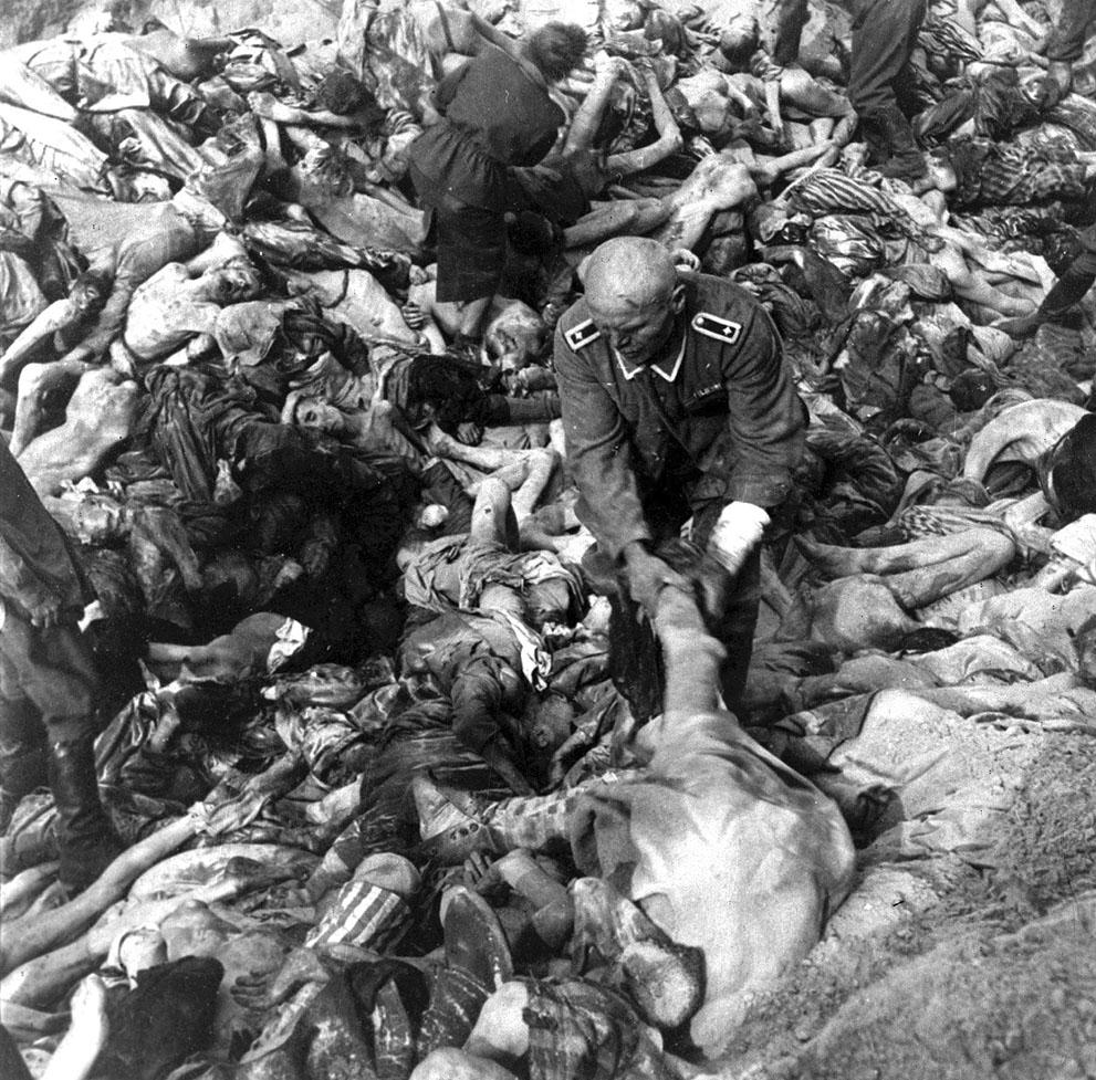 holo43 Вторая мировая война: Холокост (Часть 18)