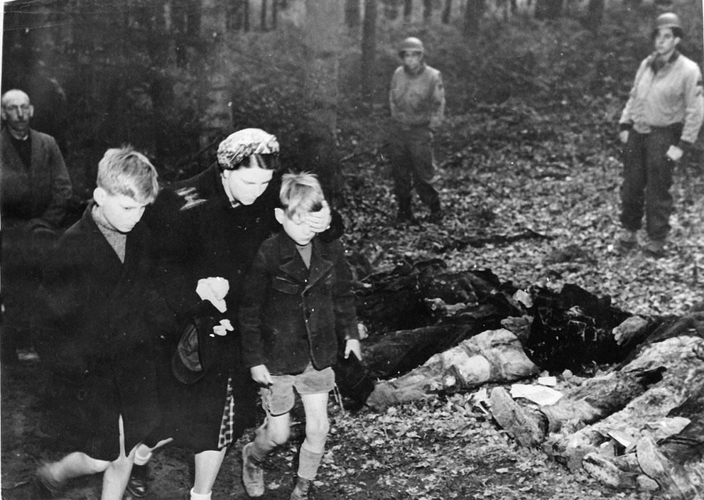 holo45 Вторая мировая война: Холокост (Часть 18)