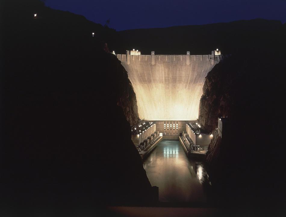 hooverdam01 Как строилась плотина Гувера