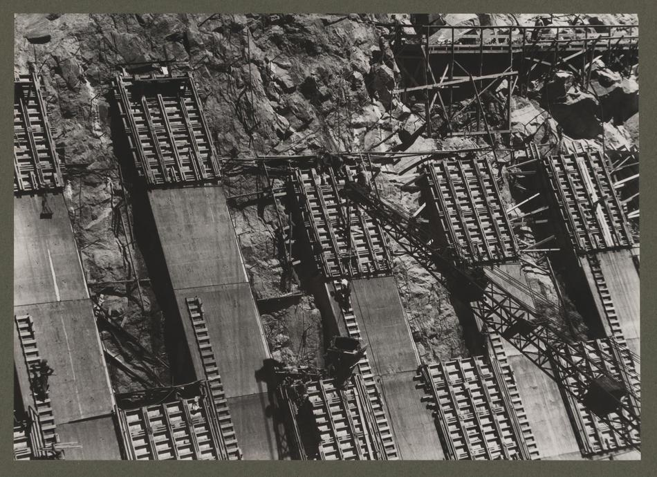 hooverdam14 Как строилась плотина Гувера
