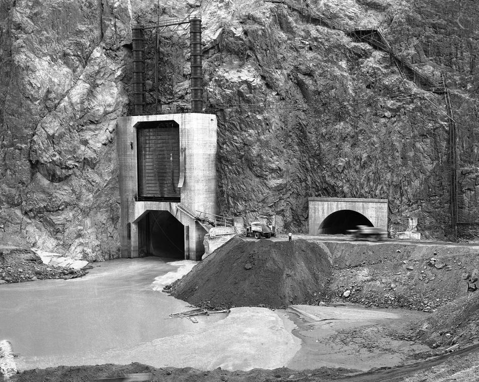 hooverdam23 Как строилась плотина Гувера