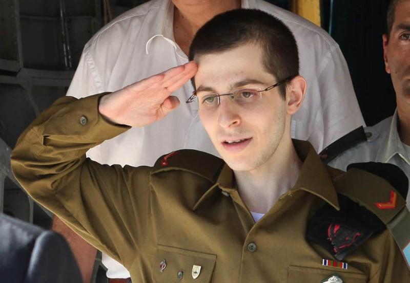 Гилад Шалит вернулся домой