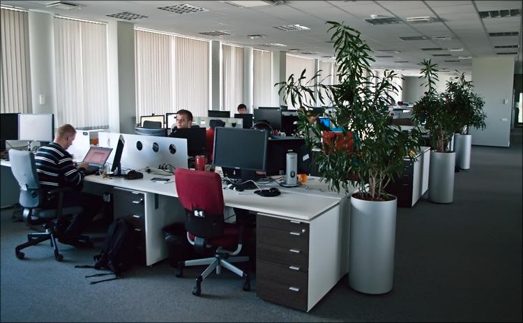 klassniki06 Офис компании «Одноклассники.ру»
