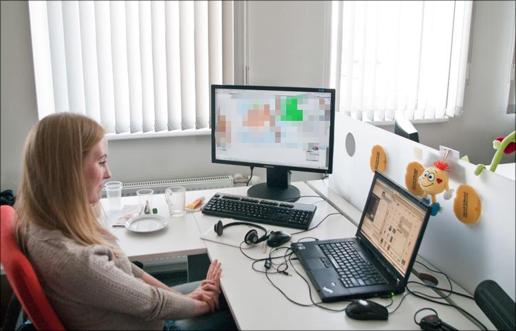 klassniki13 Офис компании «Одноклассники.ру»