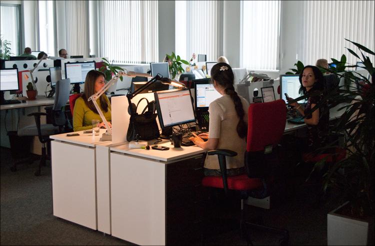 klassniki15 Офис компании «Одноклассники.ру»