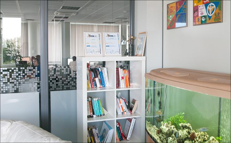 klassniki23 Офис компании «Одноклассники.ру»