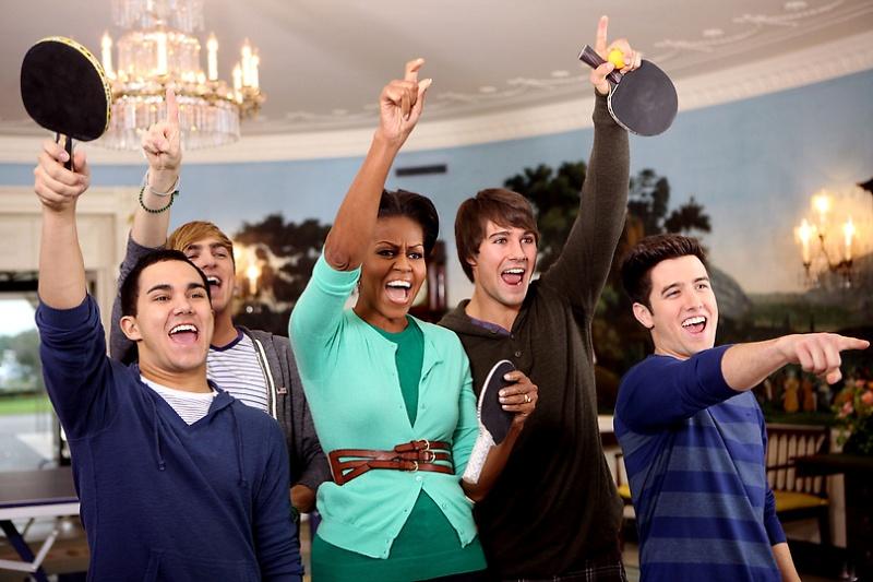 mrsobama08 Michelle Obama di supermarket dan tidak hanya