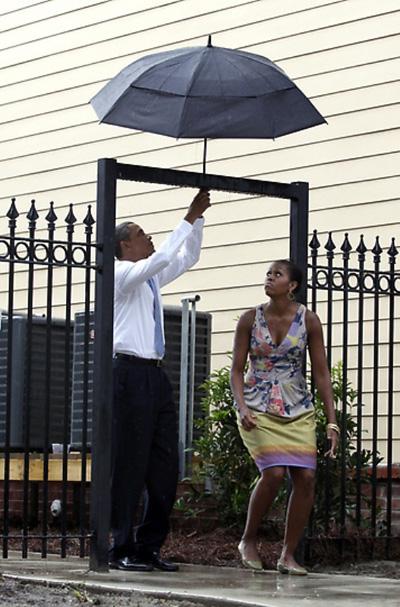 mrsobama15 Michelle Obama di supermarket dan tidak hanya
