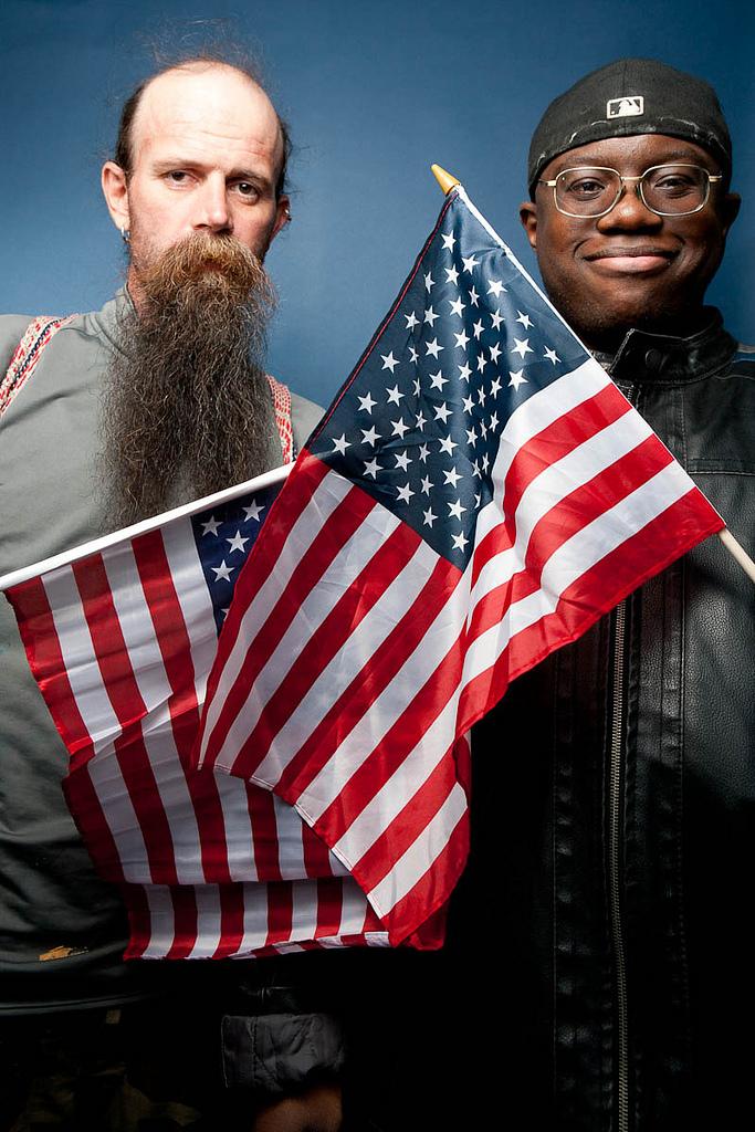 occupy02 Портреты захватчиков Уолл стрит
