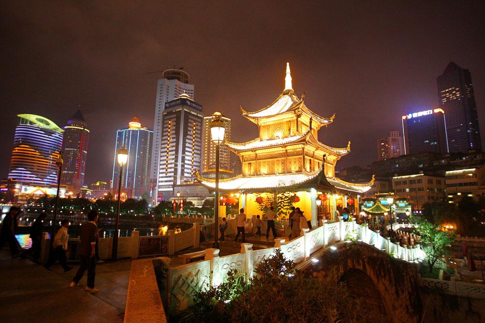 картинки китайского города что гости разу