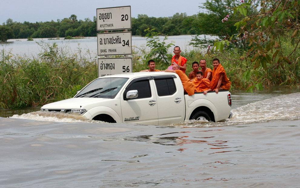 s t07 09.010.856 banjir di Thailand