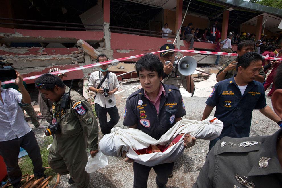 s t14 24.751.915 banjir di Thailand