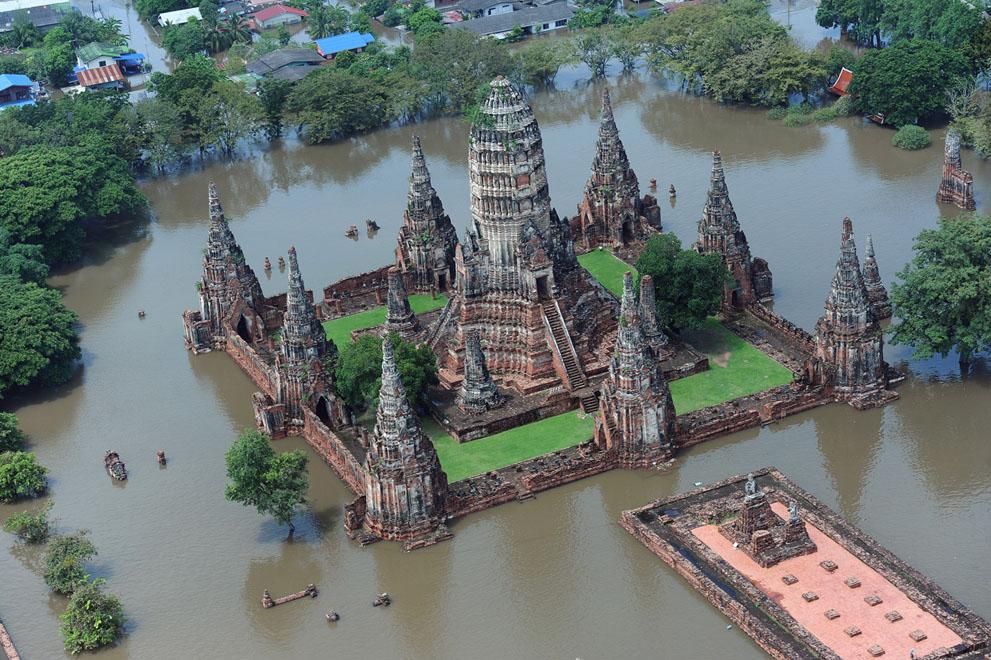 s T15 29.029.310 banjir di Thailand