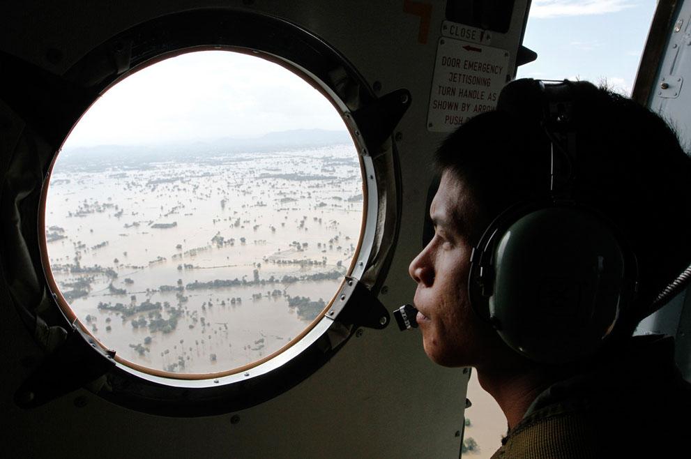 s t19 RTR2SH3B banjir di Thailand
