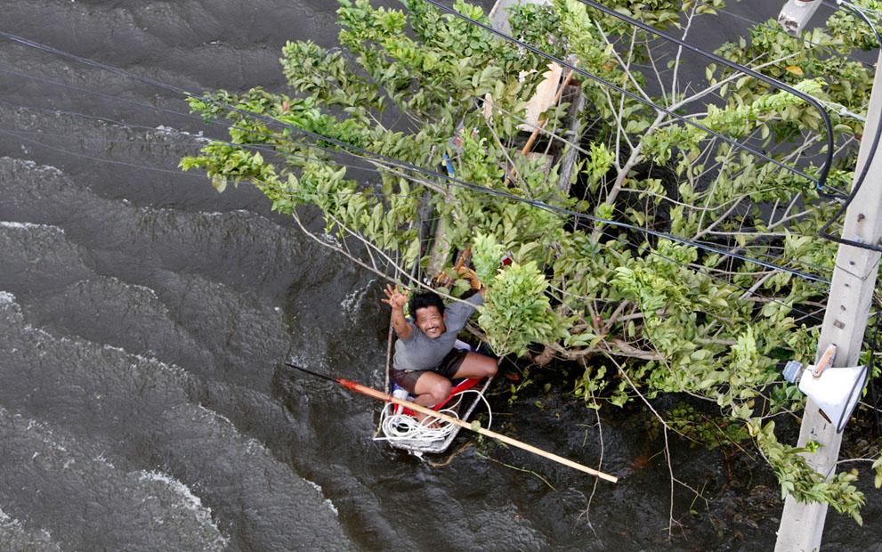 s T21 RTR2SKAU banjir di Thailand