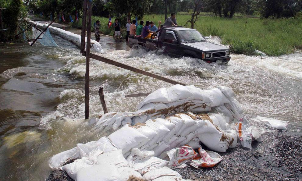 s t25 11.127.839 banjir di Thailand