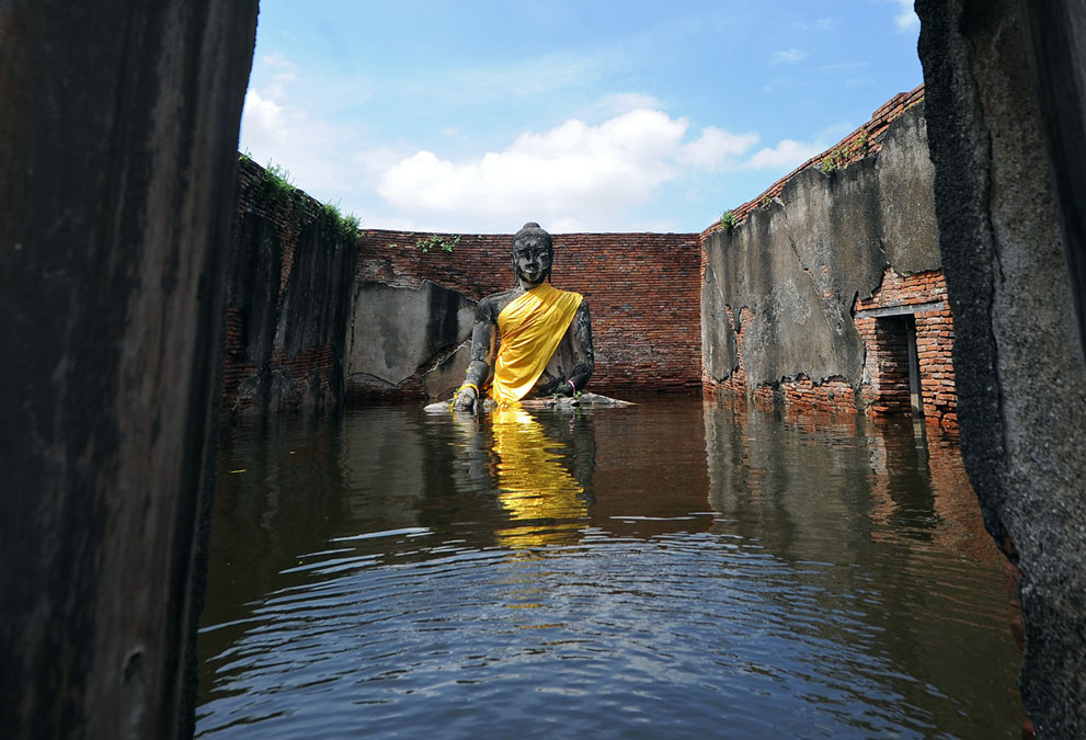 s T28 28.810.137 banjir di Thailand