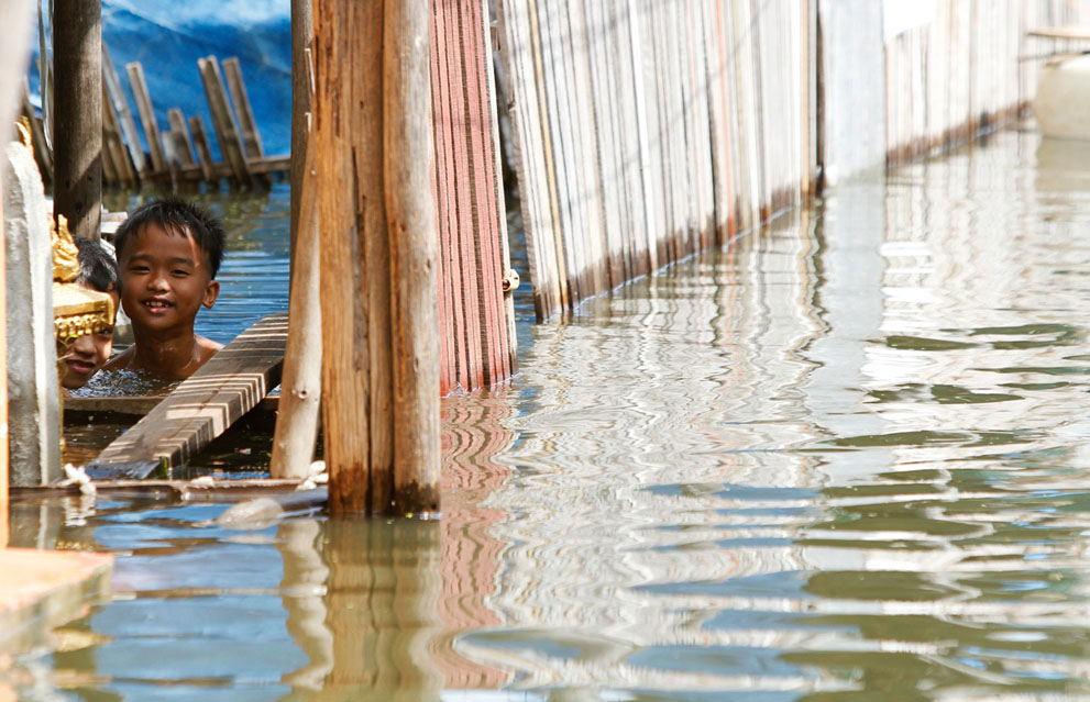 s T29 RTR2RUTS banjir di Thailand