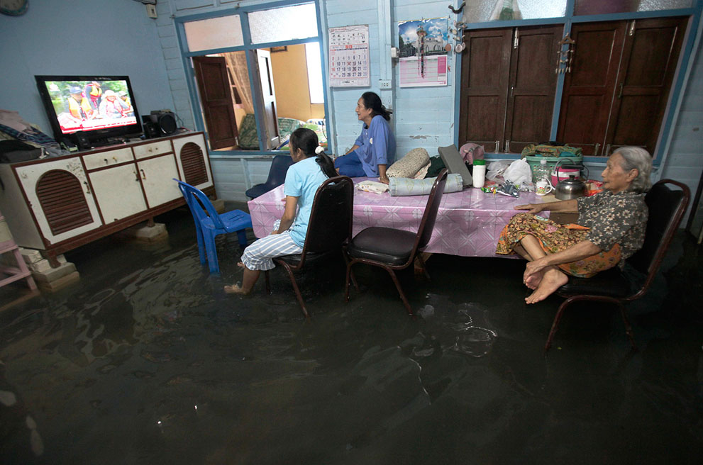 s T32 00.302.876 banjir di Thailand