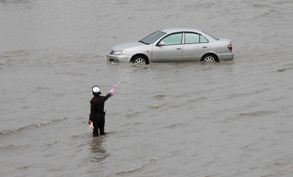 s T33 RTR2SK2C banjir di Thailand