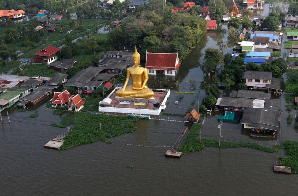 s t37 RTR2SJXM banjir di Thailand