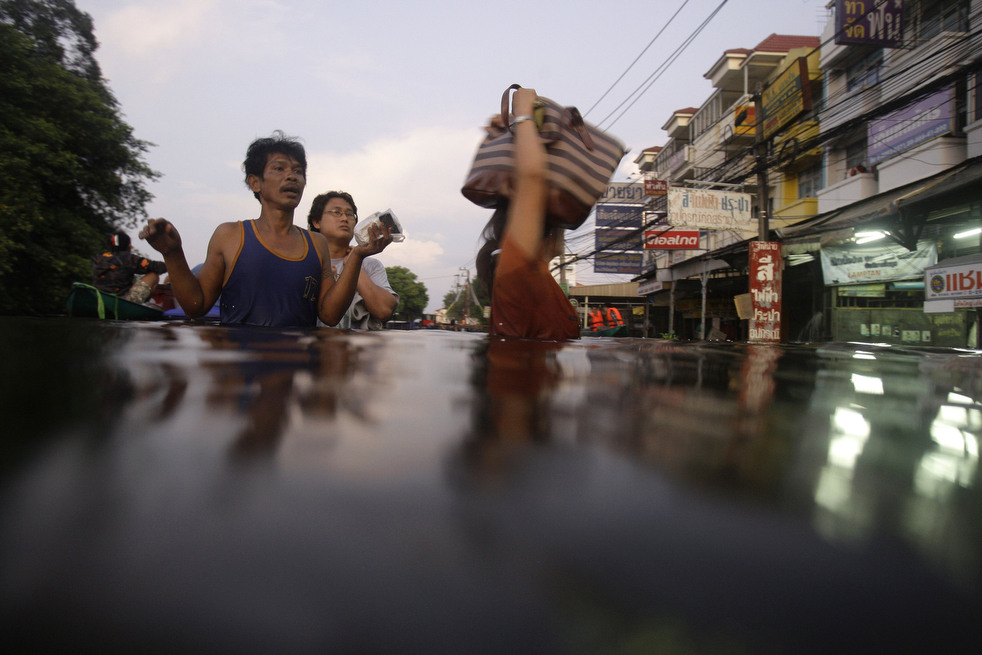 thailand flood 1027 05 Наводнение в Таиланде: Бангкок под угрозой