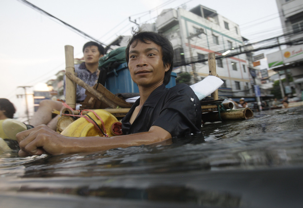 thailand flood 1027 06 Наводнение в Таиланде: Бангкок под угрозой