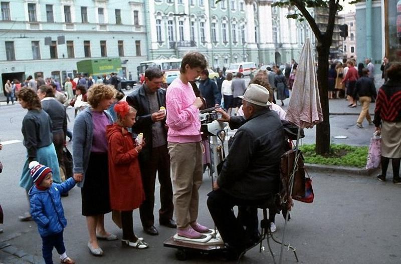 0001 Ленинград в фотографиях западных туристов (Часть 1)