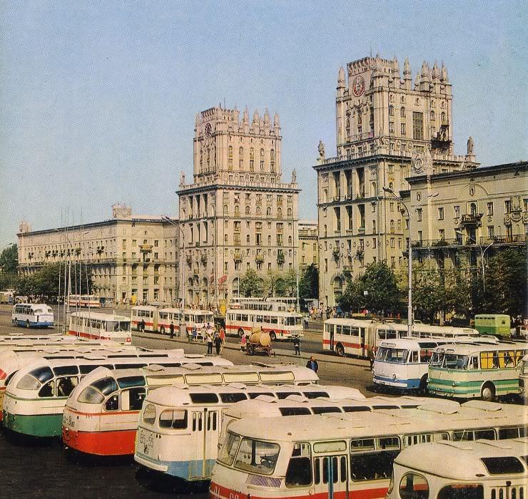 0002pbdh Минск в 70 е годы