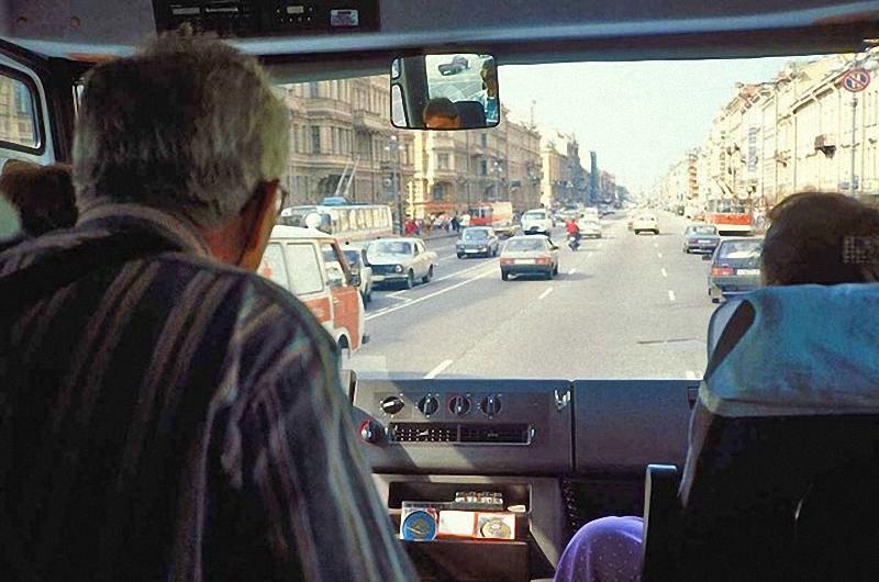00110 Ленинград в фотографиях западных туристов (Часть 2)