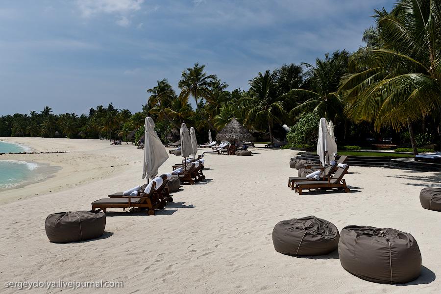 10111 Лучший в мире курортный отель на Мальдивах