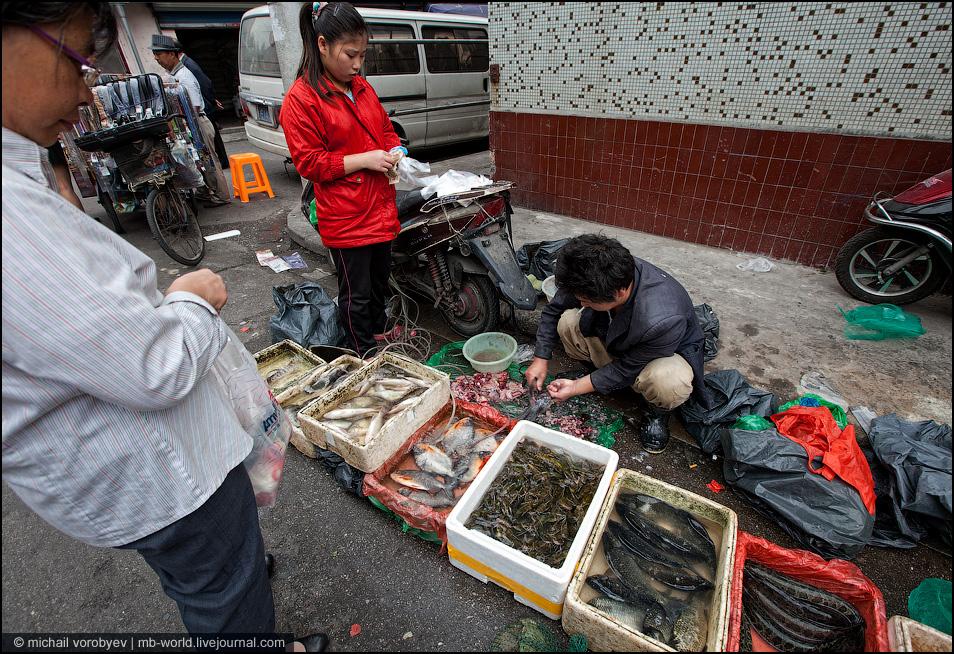 10136 Китай: Шанхайские трущобы
