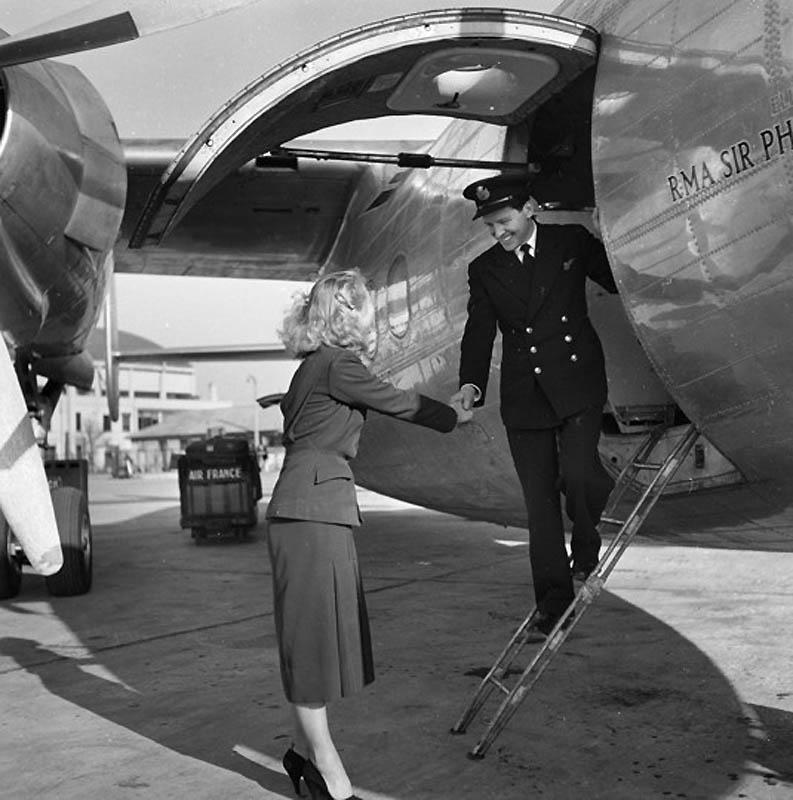 10146 Золотая эра пассажирской авиации