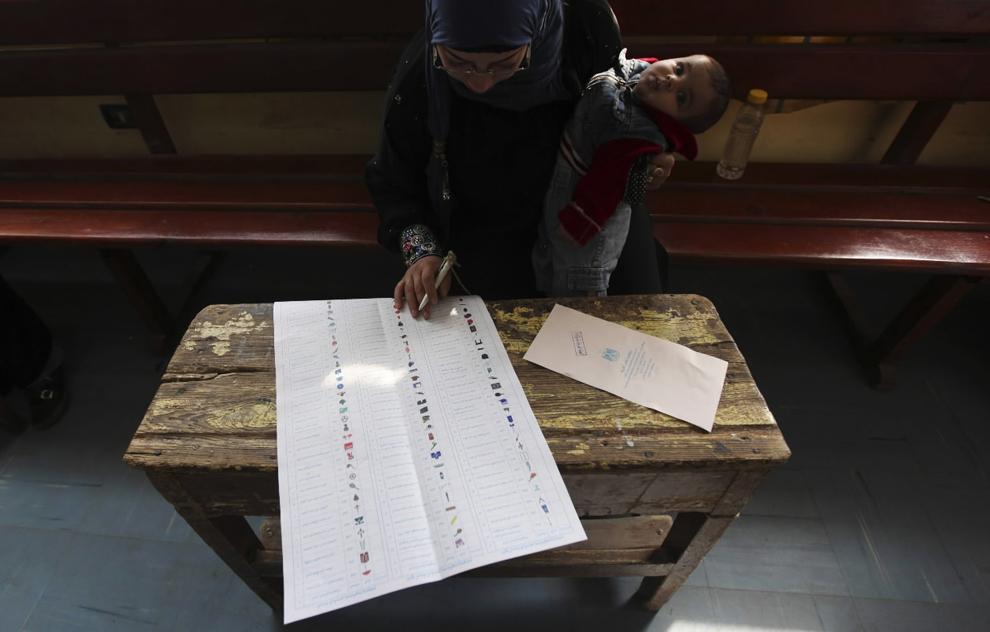 10 181 Pemilu di Mesir dan Kongo