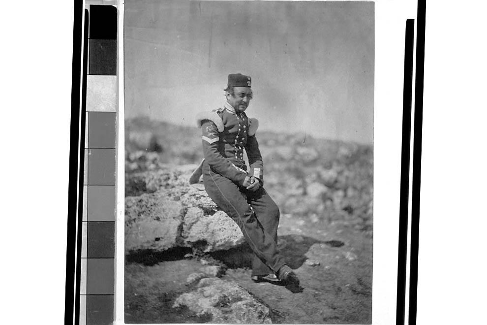 1029 Фотографии времен Крымской войны
