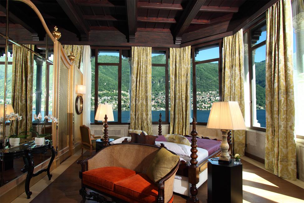1037 Casta Diva Resort на озере Комо