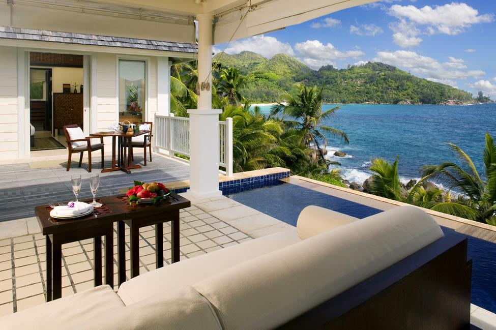 1039 Banyan Tree Seychelles – тропический рай на Сейшелах