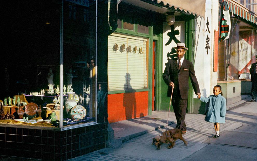 1064 Цветные фотографии Фреда Херцога из 1960 х: Ванкувер и не только