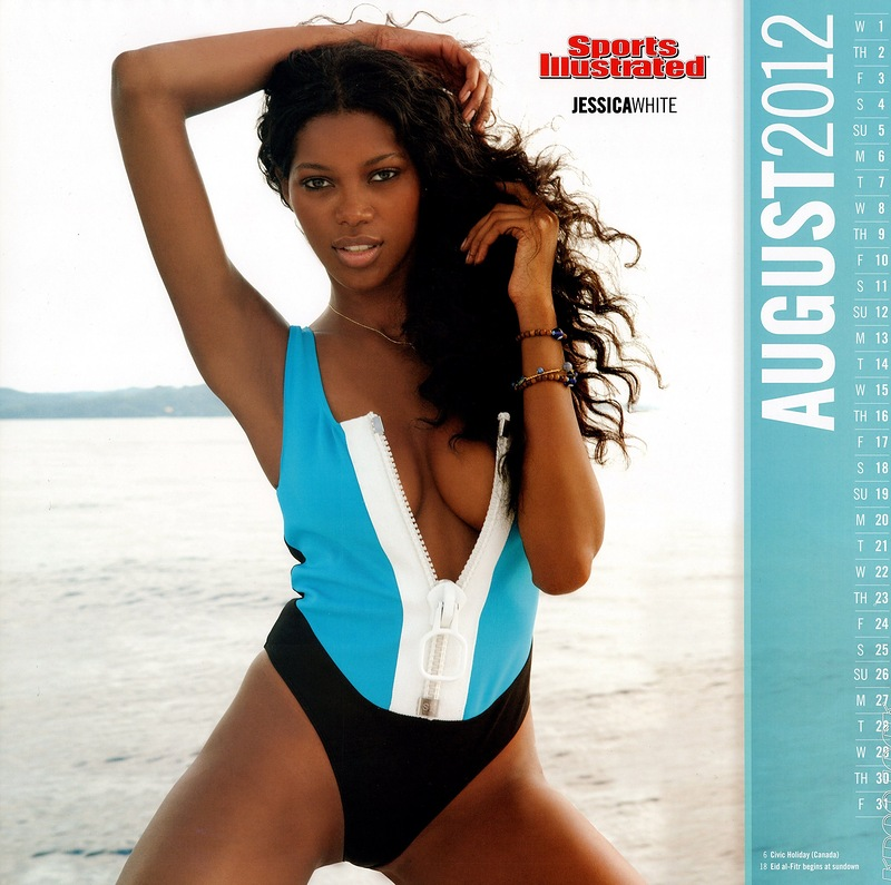 Sports Illustrated 1084 Kalender 2012