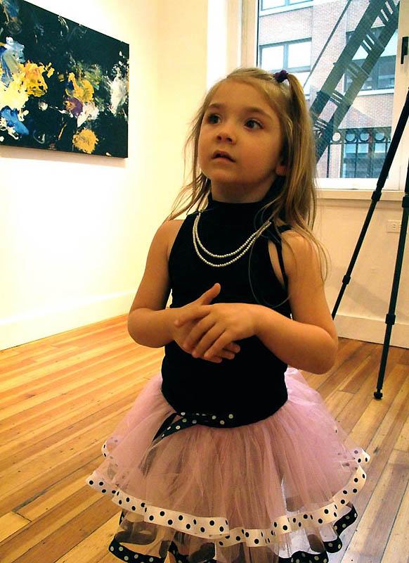 1094 Аэлита Андре – самая юная художница в мире