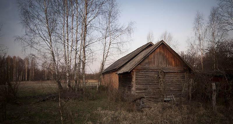 1098 Два дня на мотоцикле в чернобыльской зоне