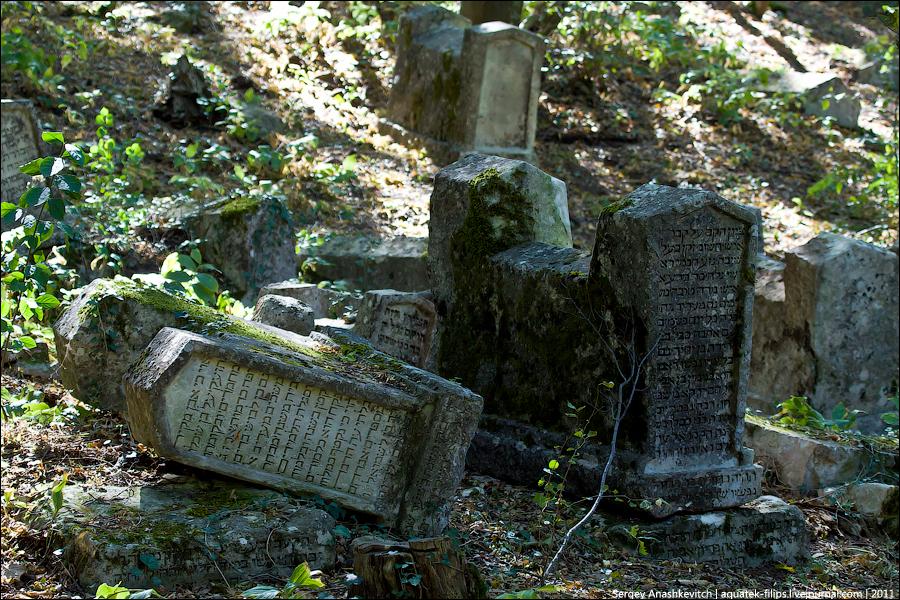 11 024 pemakaman Karaite kuno di Lembah Yosafat
