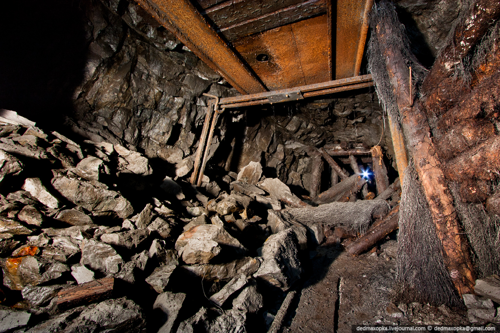 11 116 tambang bijih besi Terbengkalai