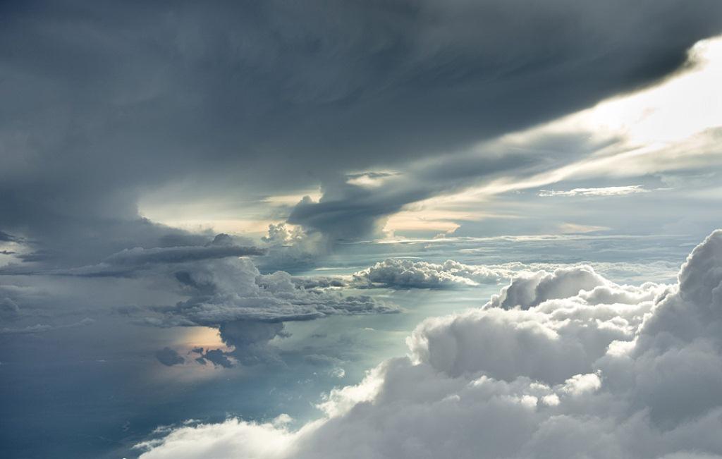 11143 Облака в фотографиях