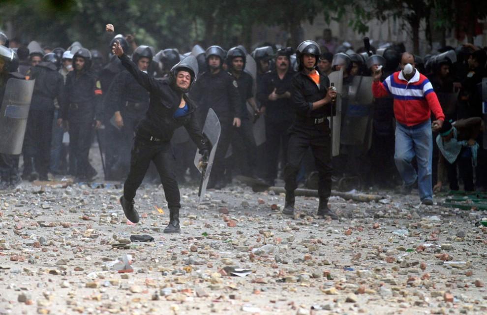 11158 990x640 nuevos disturbios en El Cairo