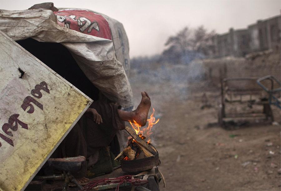11193 Лучшие снимки Reuters 2011 (часть 1)