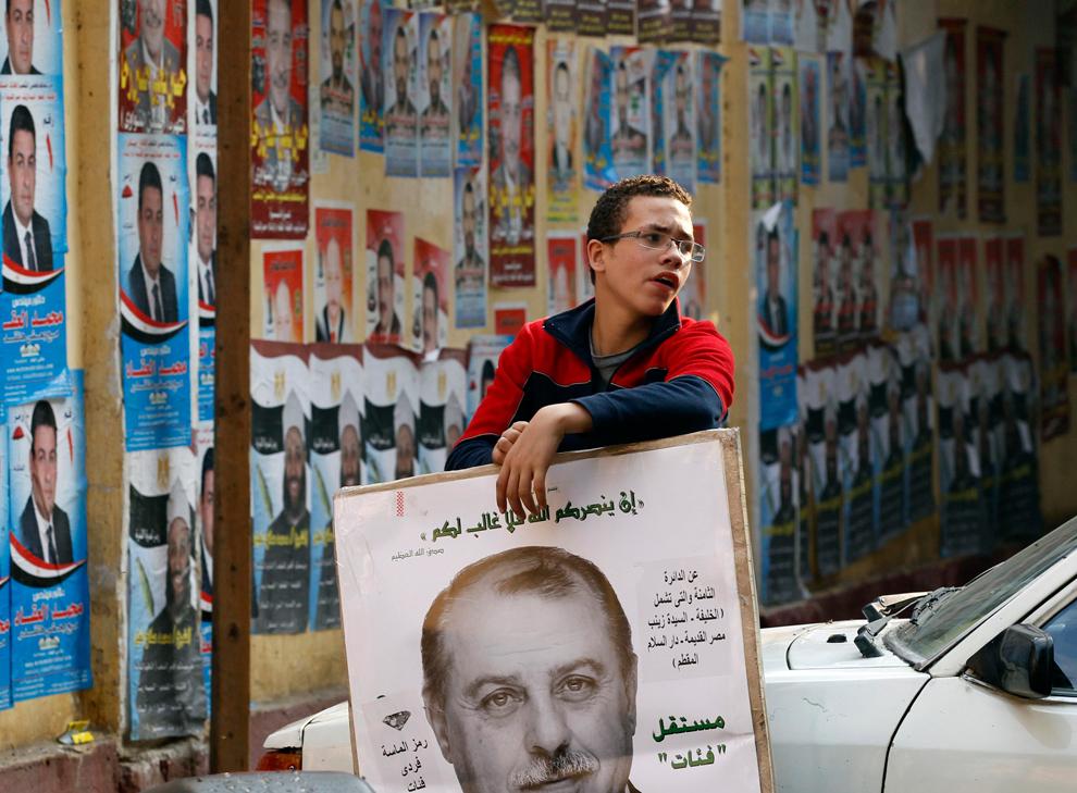 11 209 Pemilu di Mesir dan Kongo