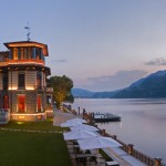 Casta Diva Resort на озере Комо